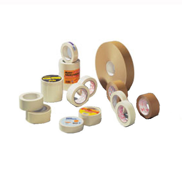 LOGO_Abdeckbänder und Papierselbstklebebänder
