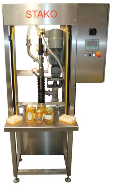 LOGO_Halbautomatische Füllmaschine