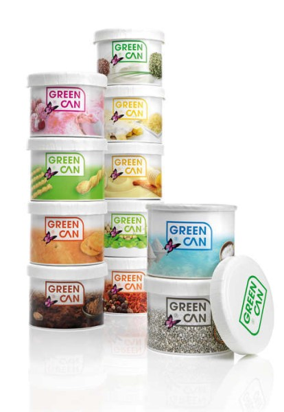 LOGO_GREENCAN® Pot