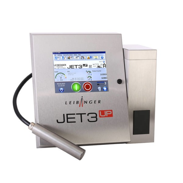LOGO_Continuous Inkjet Printer JET3up