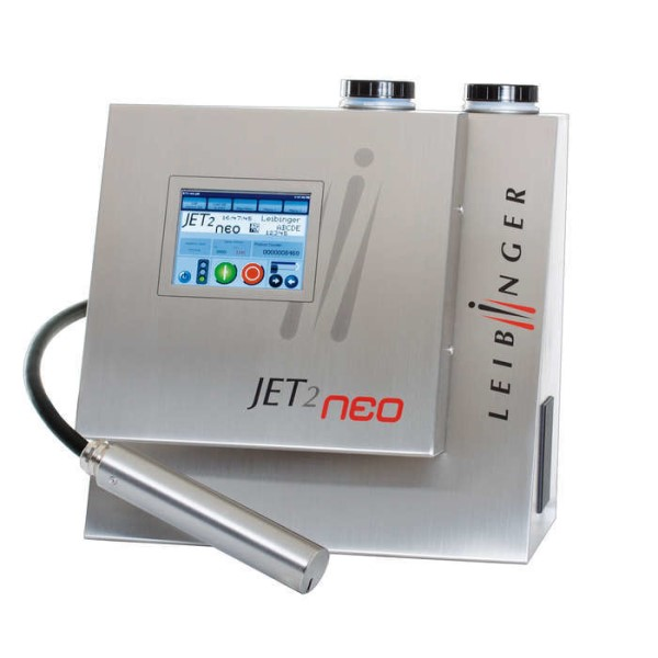LOGO_Continuous Inkjet Printer JET2neo
