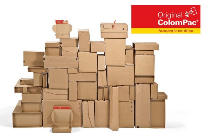 LOGO_ColomPac® - Versandverpackungen
