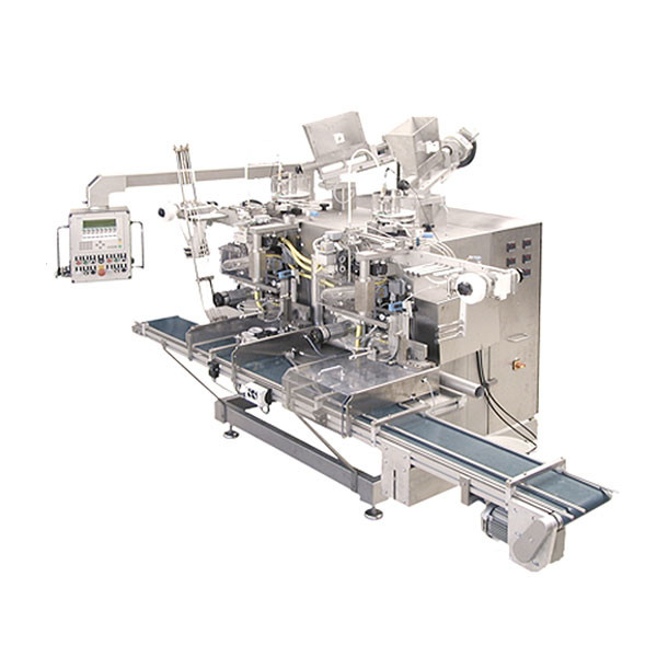 LOGO_SNUS Packaging Machine for non-smoke-mouth tobacco / portion packs in filter foil