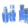 LOGO_Glas-Flaschen mit Dropper-Pipette und Dispenser
