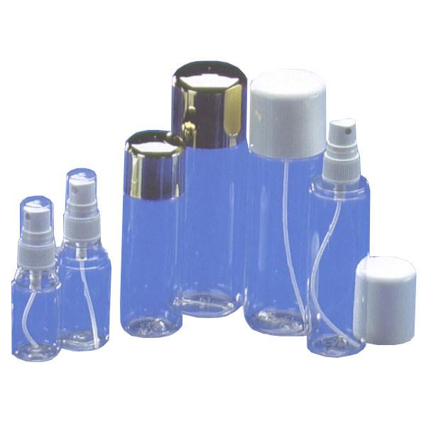 LOGO_Kunststoff-Flaschen, klarsichtig (PET u. PETG), 30-200 ml