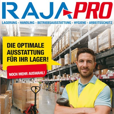 LOGO_RAJAPRO - Lagerung, Handling und Betriebsausstattung