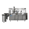 LOGO_Filling and closing machine for jars, tins and cups series DFB