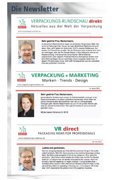 LOGO_Newsletter der VR