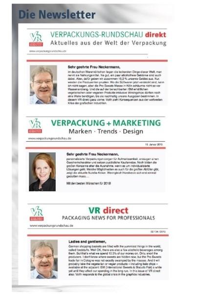 LOGO_Newsletter der VR