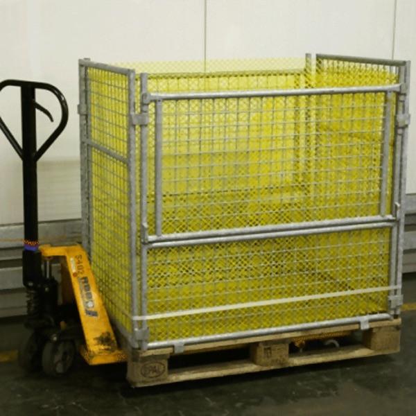 LOGO_POLY-NET® Auskleidung für Gitterboxen