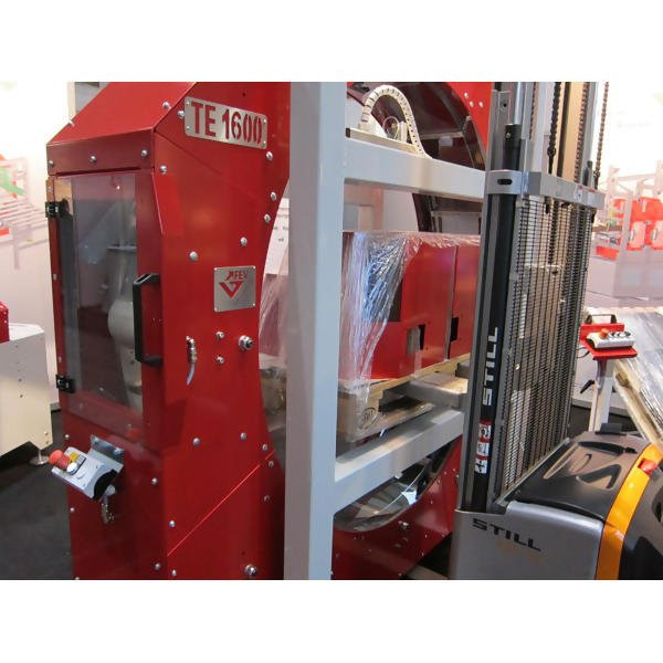 LOGO_Horizontal pallet wrapping machine