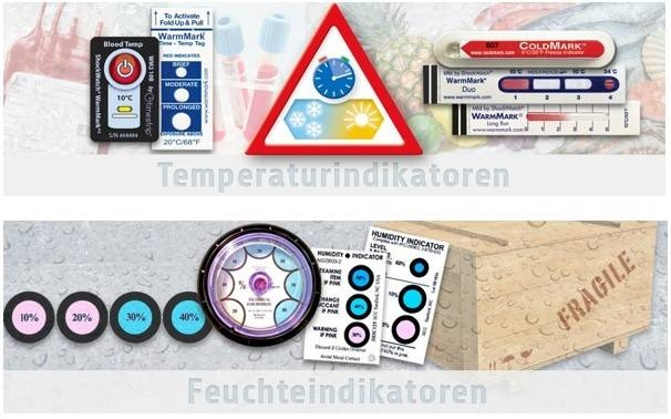 LOGO_Temperature Indicators / Humidity Indicators