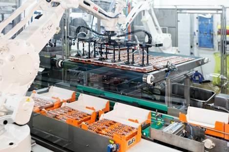 LOGO_Sekundärverpackung von Produkten aus Tiefziehmaschinen mit Einzelausschleusung