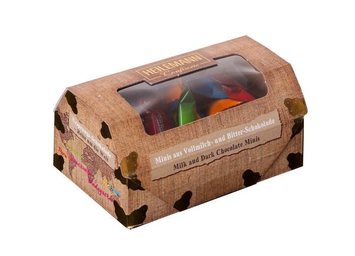 LOGO_Ursprungkschokolade von Heilemann: Wie verpackt man einen Schatz?