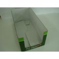LOGO_Kartons mit geleimten Kreuzboden, automatisch öffnend