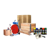 LOGO_taping and strapping, pallets