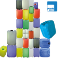 LOGO_Jerrycans in many colors and variations