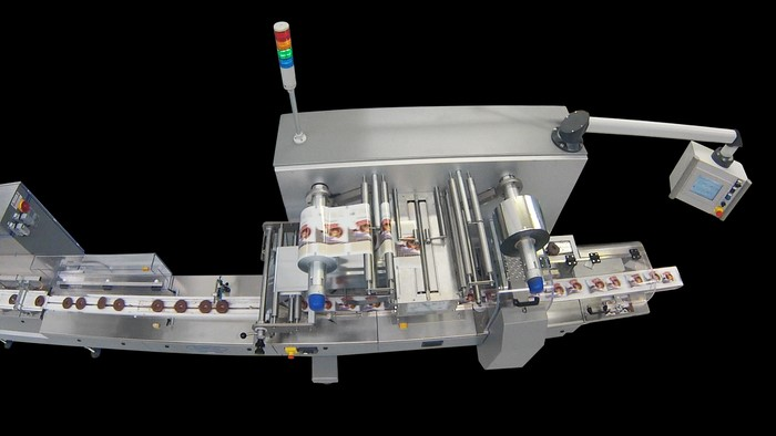 LOGO_AUTOMATIC PACKAGING LINE FOR DONUTS