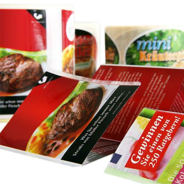 LOGO_Booklets und mehrlagige Etiketten