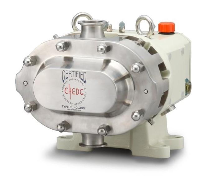 LOGO_EHEDG certificate Pump