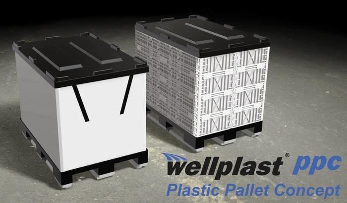 LOGO_PPC - Plastic Pallet System