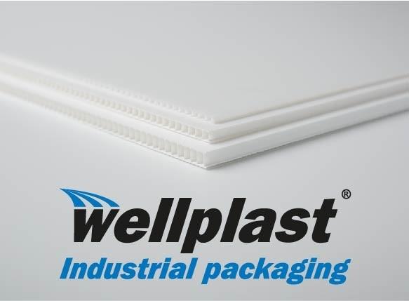 LOGO_Wellplast® – Corrugated polypropylene
