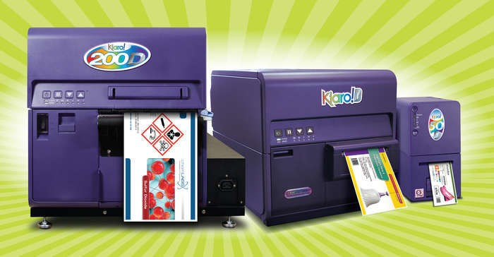 LOGO_Kiaro! D Color Label Printer Family
