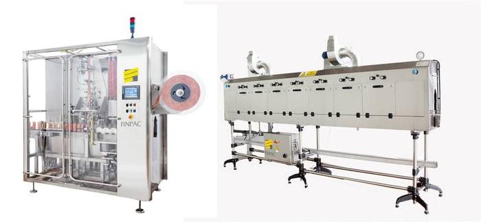 LOGO_Sleevemaschinen und Sleevetunnel  (Heißluft  und Dampf) und das Sleevematerial