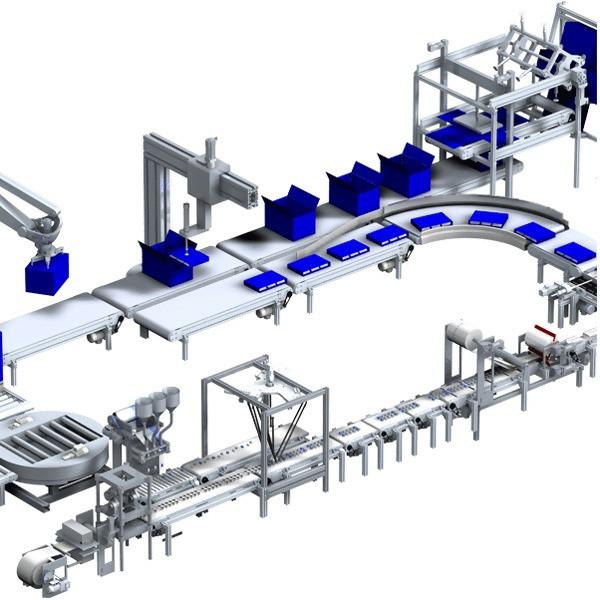 LOGO_Motion Centric Automation für Ihre Verpackungslinie: Auf ganzer Linie erfolgreich.