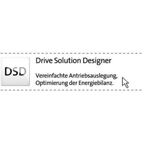 LOGO_Drive Solution Designer: Achieving efficient drive dimensioning quickly