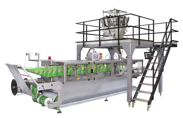LOGO_Horizontal packaging machine for premade pouches (e.g. Doypack)