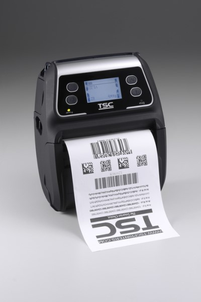 LOGO_Portable Barcode Printer Alpha-4L