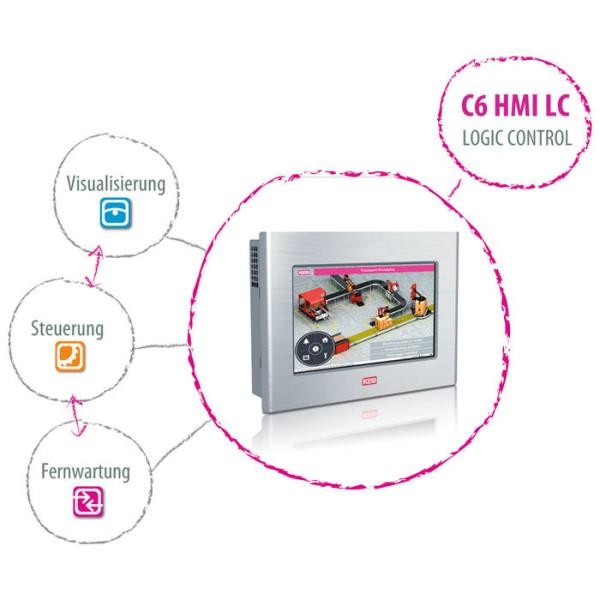LOGO_KEB COMBICONTROL C6 HMI-LC