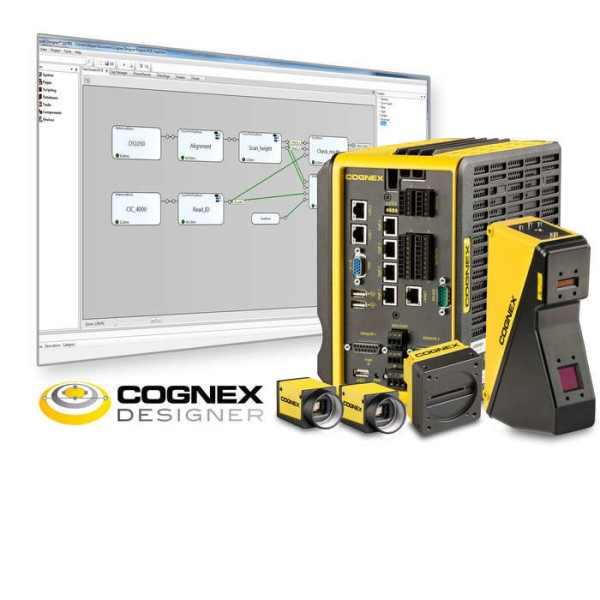 LOGO_Cognex 3D Displacement Sensor