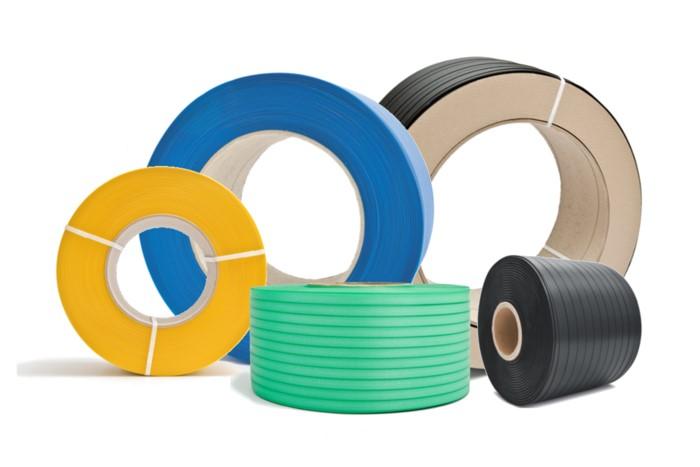 LOGO_Polypropylene strapping tape
