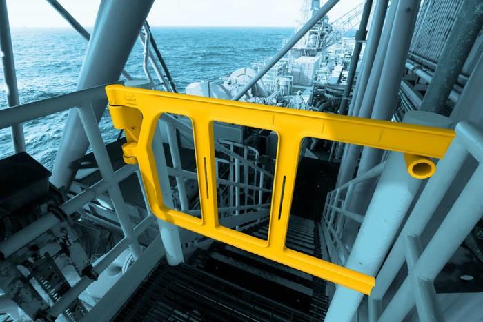 LOGO_AXES GATE - Fallschutz für Steigleitern und Arbeitsbühnen