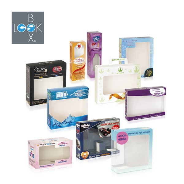 LOGO_LOOK BOX