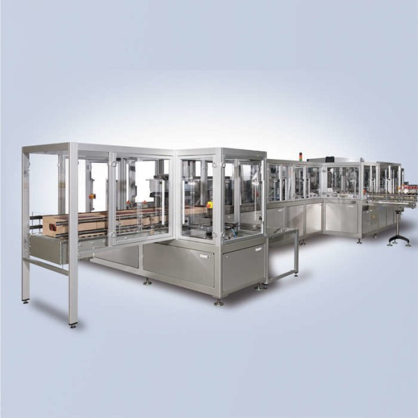 LOGO_KMF - Packaging Machine for bottles - continuous motion