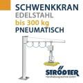 LOGO_Schwenkkran aus Edelstahl