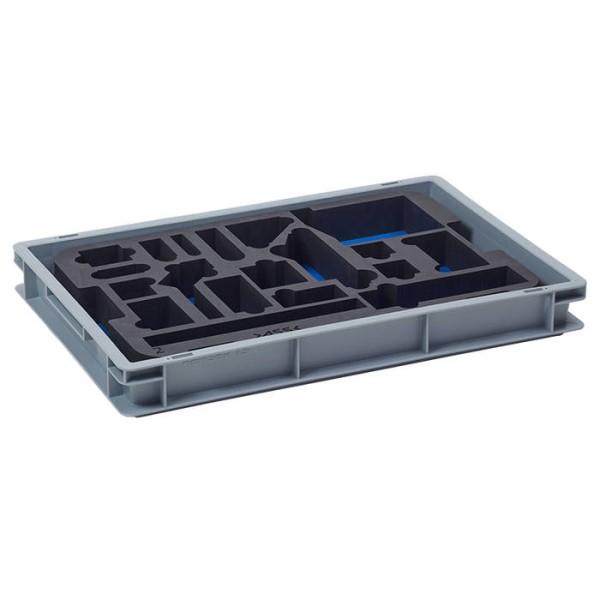 LOGO_Individuelle Innenverpackung für standardisierte Behältersysteme (Groß- und Kleinladungsträger)