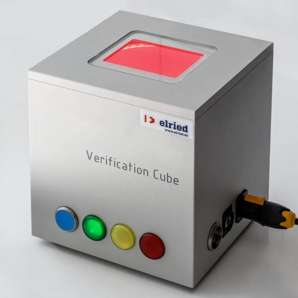 LOGO_Verification Cube