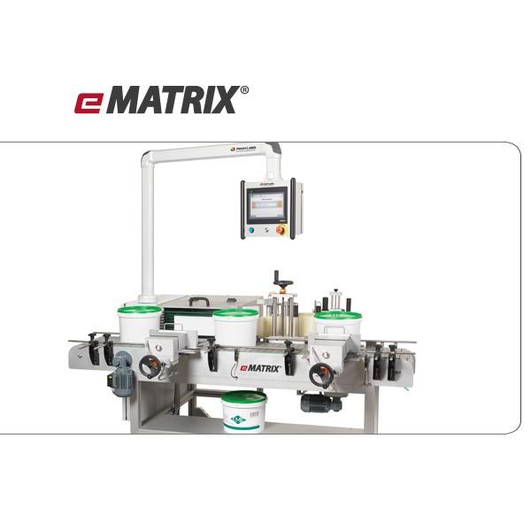 LOGO_Etikettiersystem eMATRIX® P4229