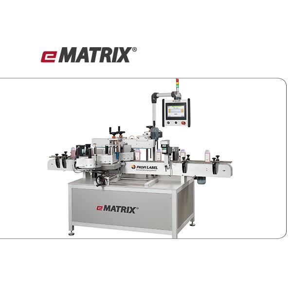 LOGO_Etikettiersystem eMATRIX® X4225