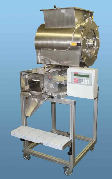 "LOGO_Batch Weighers of series DW""T"" with integrated agitator drum"