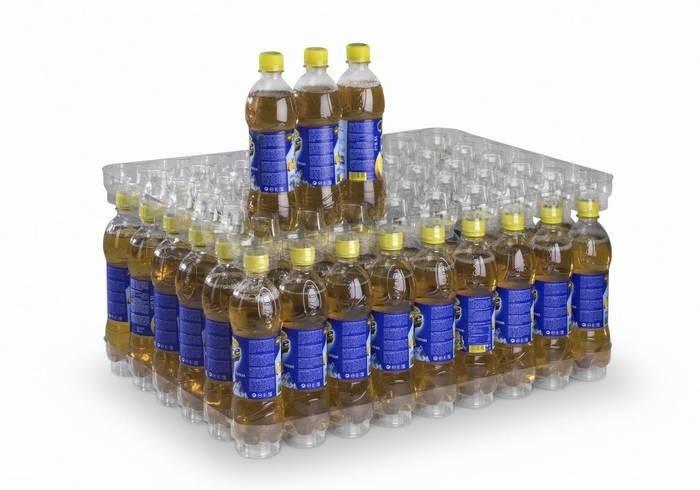LOGO_Trays (z. B. für Flaschen)