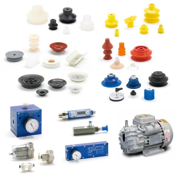 LOGO_Vakuumsauger und -komponenten