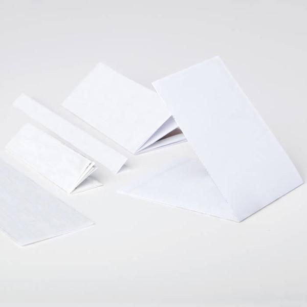 LOGO_Beipackzettel in drei Varianten