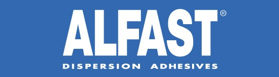 LOGO_ALFAST®: dispersion adhesive excellence!