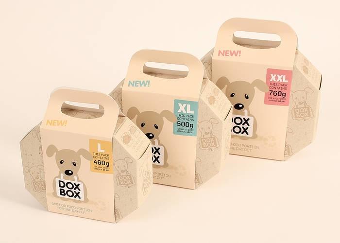 LOGO_DOXBOX– Hundefutter-To-Go (Konzept)