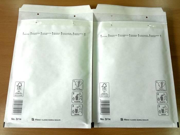 LOGO_FILMAR® Classic Luftpolstertaschen